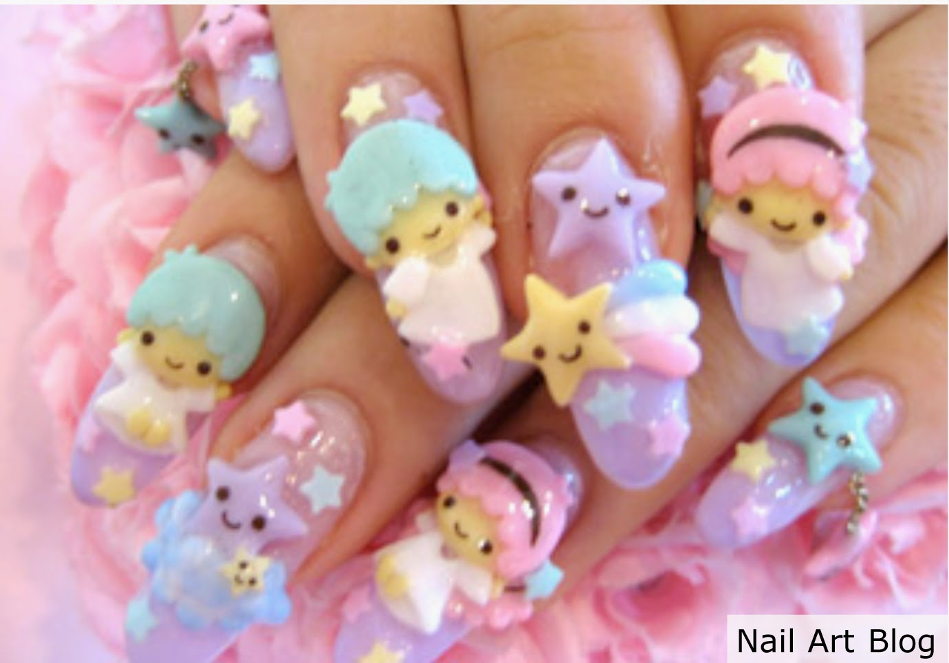 japanese nail art pictures