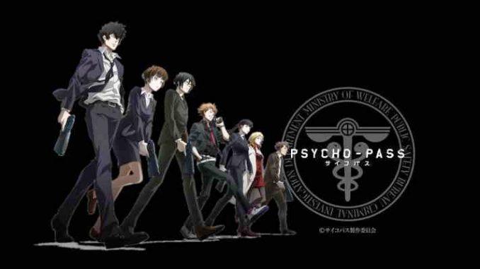 Psycho-Pass BD Episode 01-22 BATCH Subtitle Indonesia