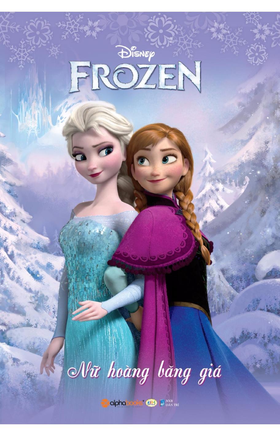 Nữ Hoàng Băng Giá - Frozen VietSub (2013)