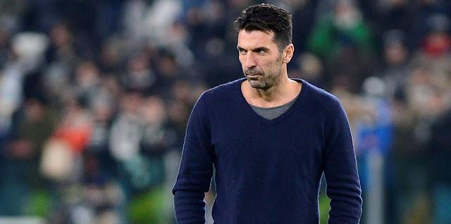 حارس المنتخب الإيطالي بوفون  يعلن تراجعة عن قرار إعتزالة للعب الدولي