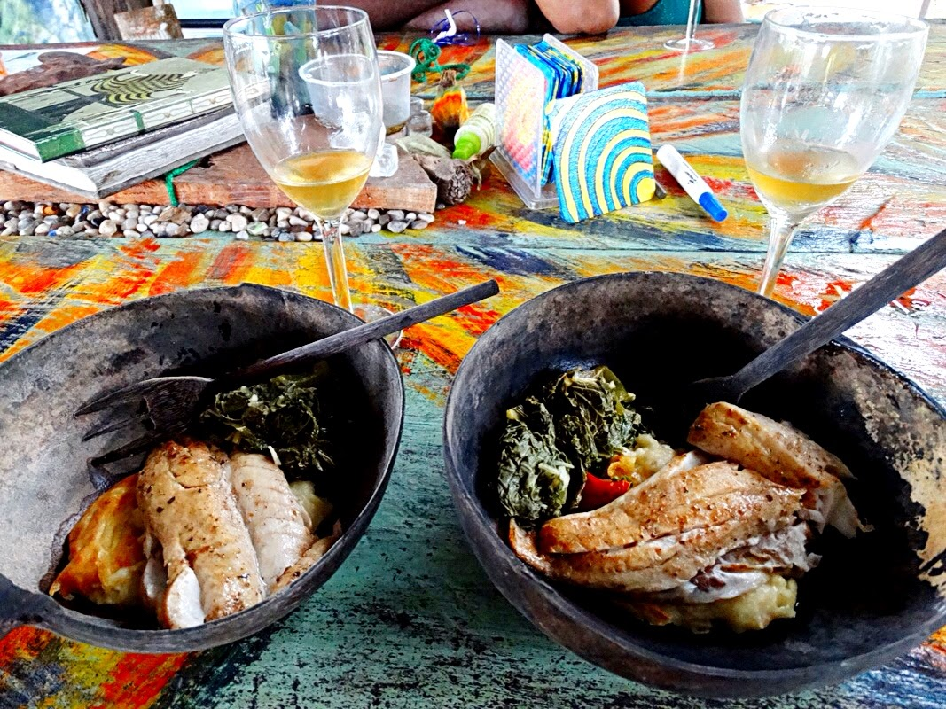 Panama retreat and winery