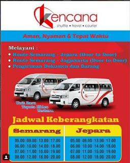Jadwal Travel Jepara Semarang