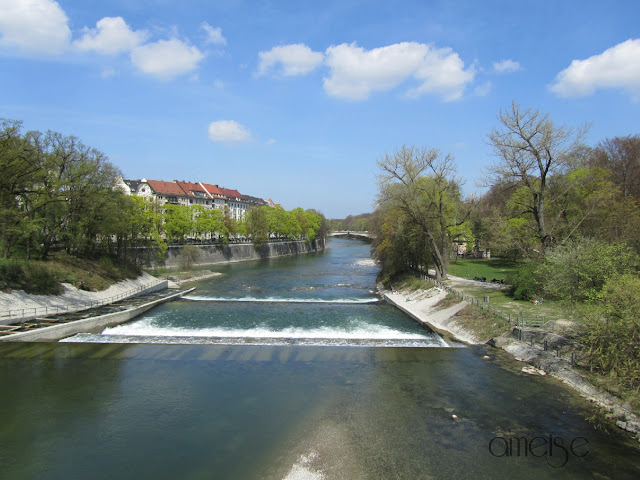 ameiseblog_río Isar Munich