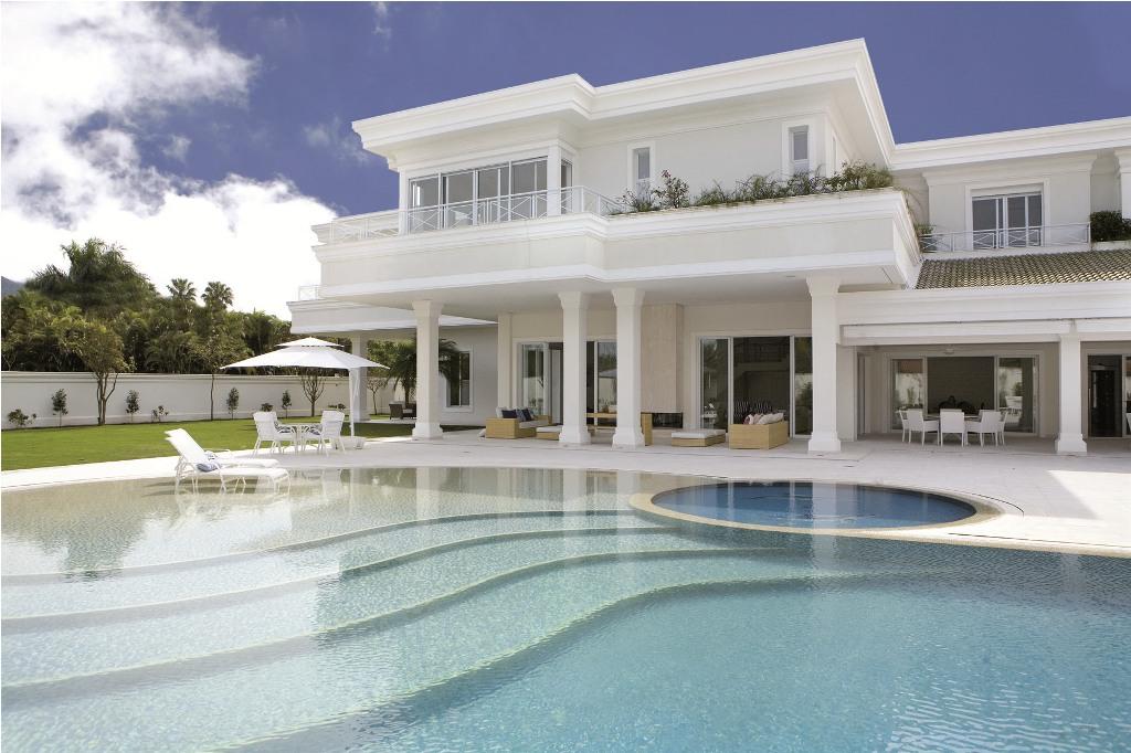 Arquitetura sem mist rio projeto neocl ssico for Foto casa classica
