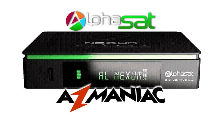Alphasat Nexum