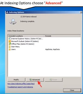 fix outlook search problem, outlook problem, outlook error, fix outlook problem