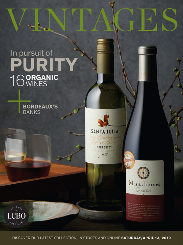 LCBO Wine Picks: April 13, 2019 VINTAGES Release