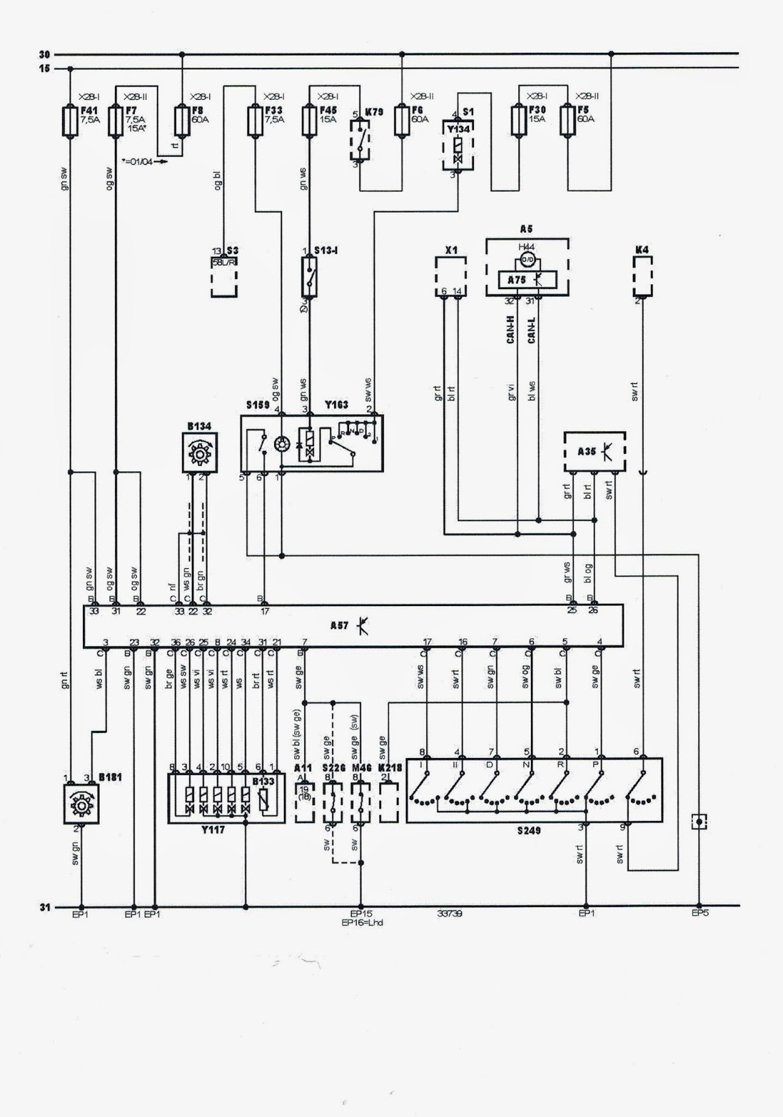 Diagrama Caja De Fusibles. Diagram. Auto Wiring Diagram