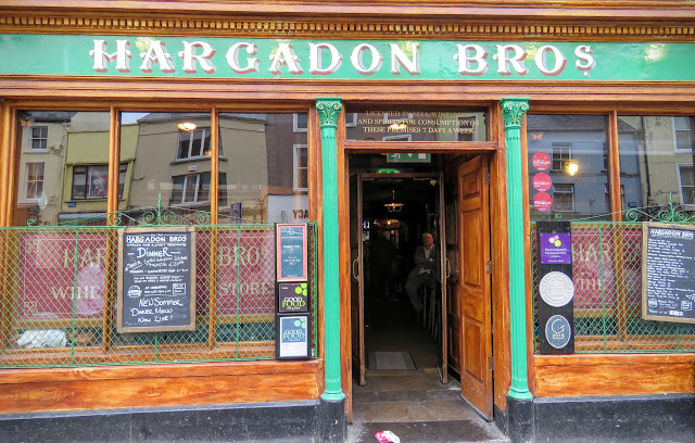 Hargadon Bros in Sligo Town