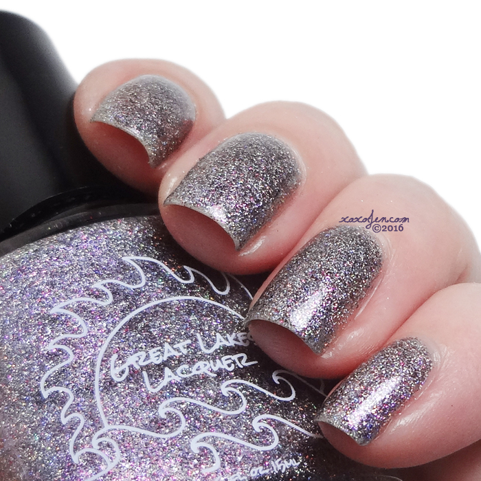 xoxoJen's swatch of Great Lakes Lacquer My Life For You