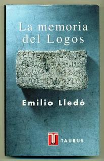 Interpretaciones mediáticas del mito de la caverna. Tomás Moreno