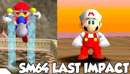 Super Mario 64 Last Impact V11 (USA) en INGLES descarga directa