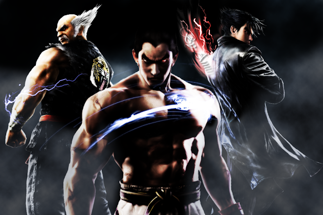 Tekken 6 PC Game Download 720 Mb