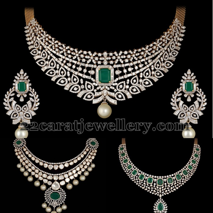 Exclusive Jewelry By Shobha Asar Jewellery Designs