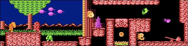 Prototipo de Toki para Atari 7800