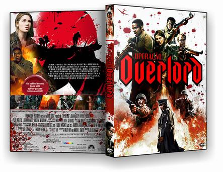 CAPA DVD – Operação Overlord – AUTORADO – TS