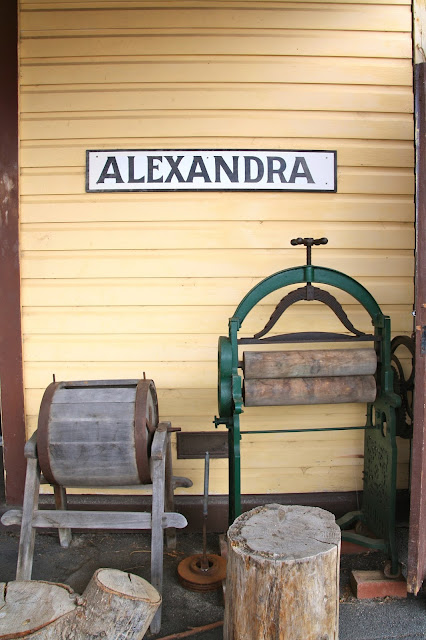 Alexandra Tramway Museum