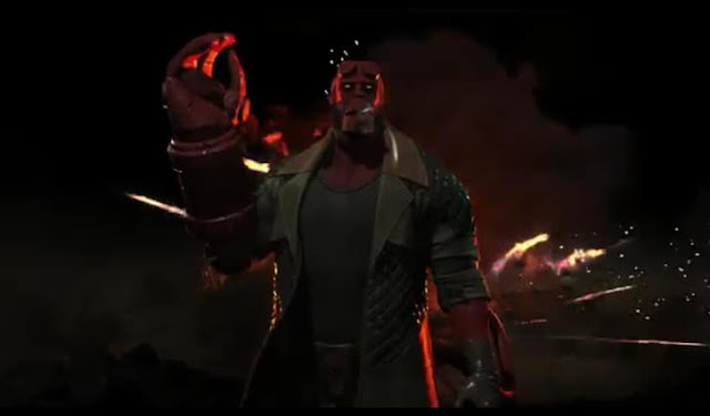 Injustice 2 third screenshot from the trailer