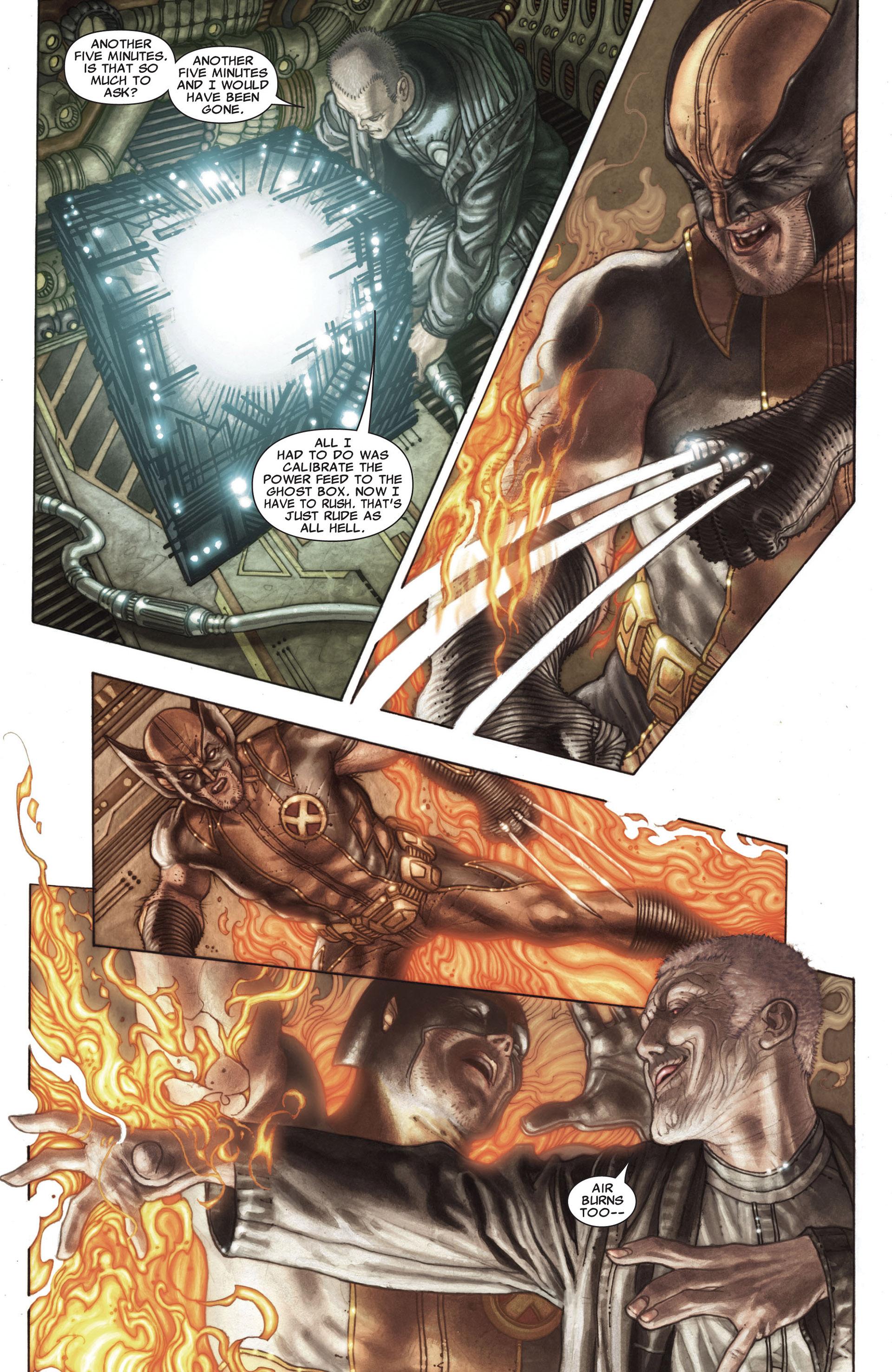 Read online Astonishing X-Men (2004) comic -  Issue #26 - 14