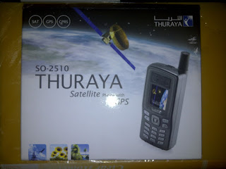 hape satelit Thuraya SO2510