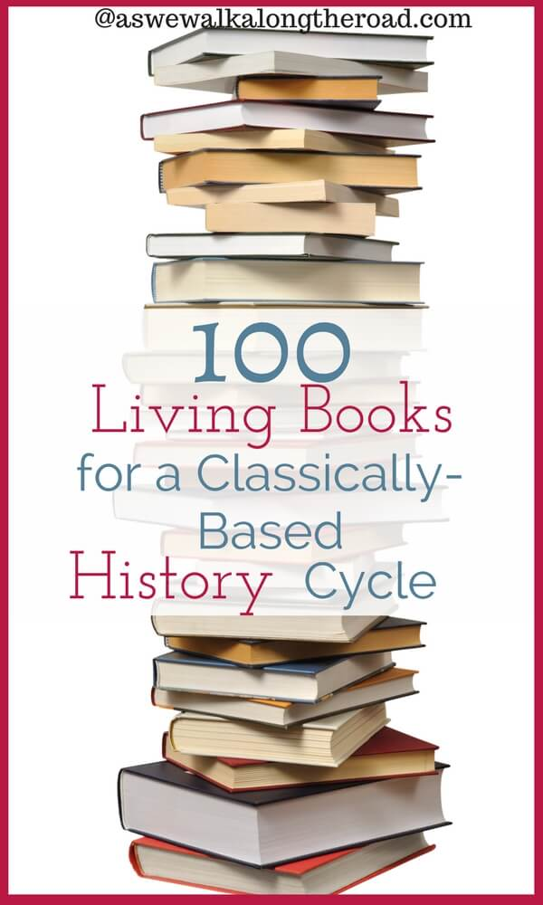 Living books for Classical history cycle
