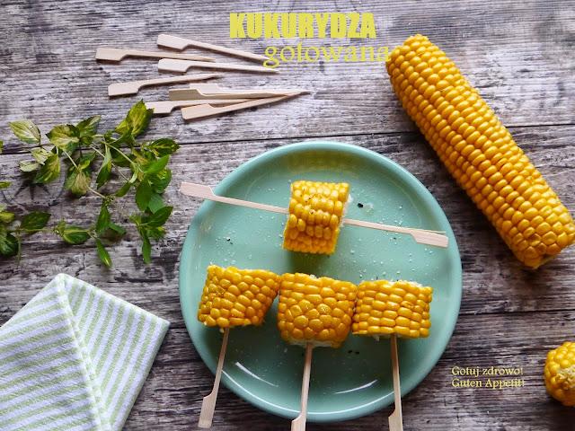 Gotowanie kukurydzy.Jakie wartości skrywa kukurydza? - Czytaj więcej »