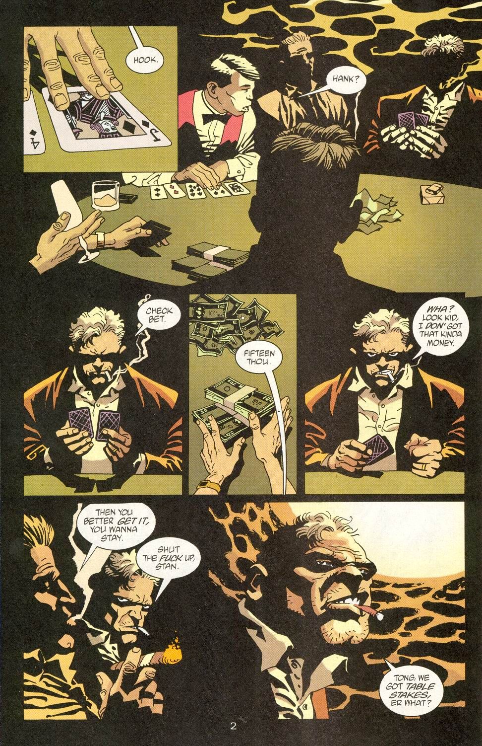 Read online 100 Bullets comic -  Issue #23 - 4