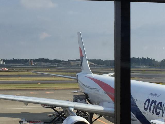 マレーシア航空機材 mh89-a330 2