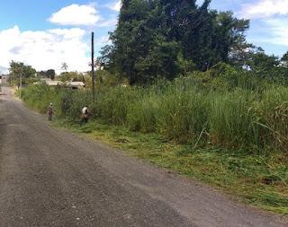 Operação Cidade Limpa em Santa Rita
