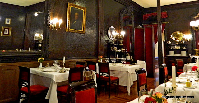 Restaurante Lhardy, em Madri