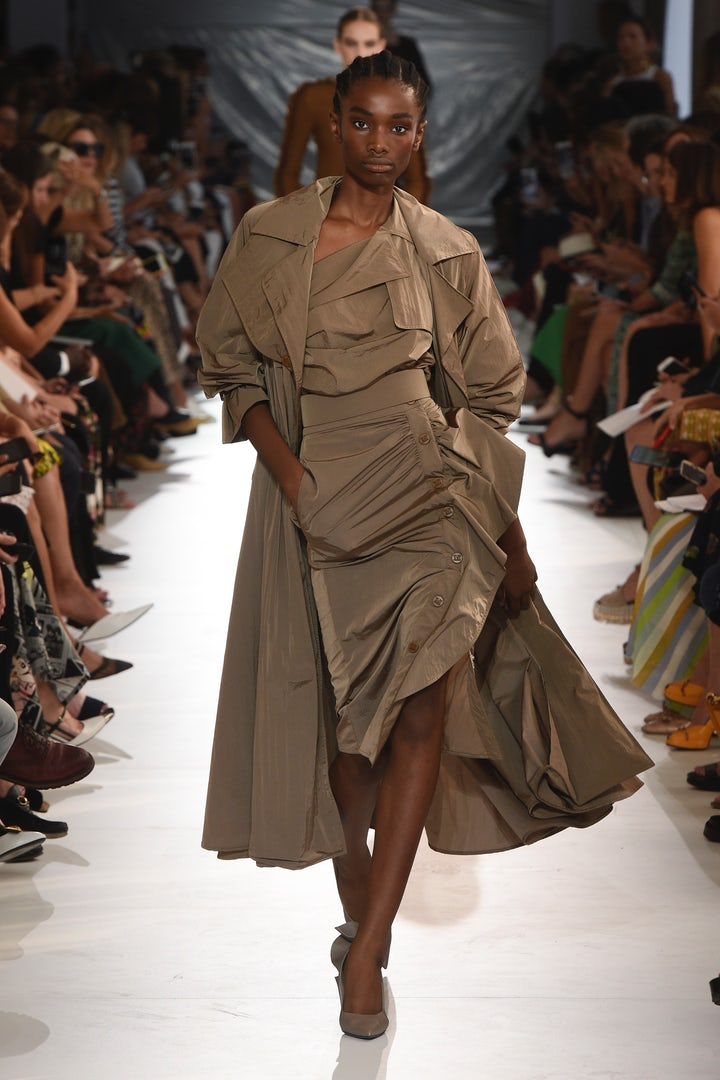 Eniwhere Fashion - MFW - Spring19 - Max Mara
