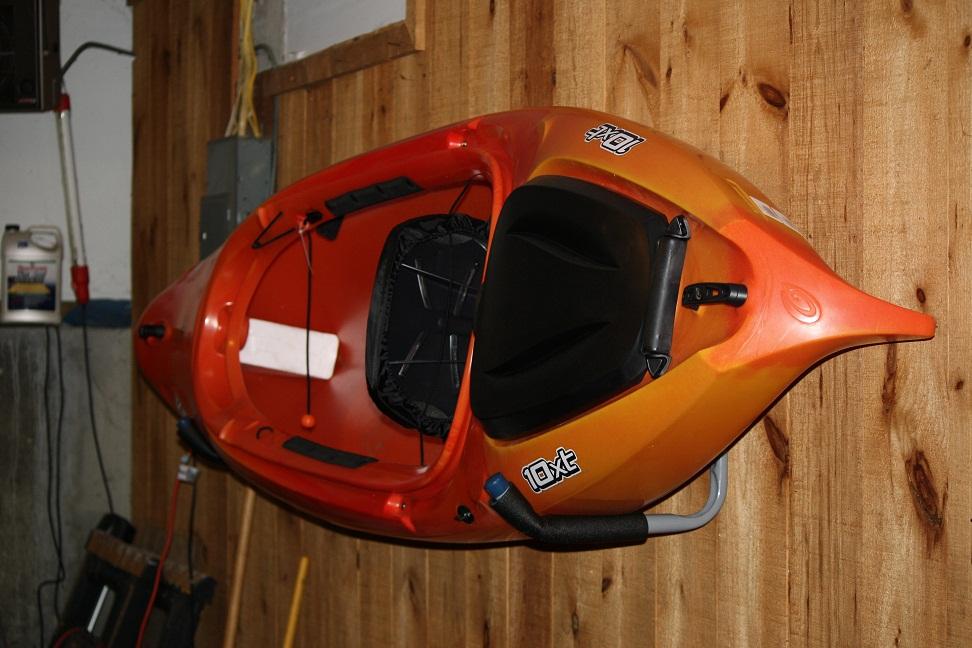 Kayak The Merrimack Do It Yourself Kayak Rack