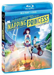 napping princesses dvd cover
