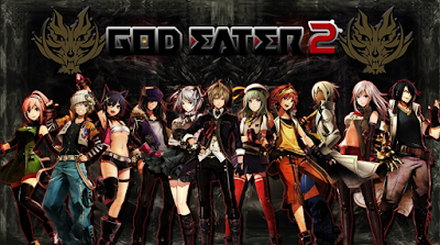 God Eater 2 Rage Burst Iso Ppsspp Android (English/Japan Version)