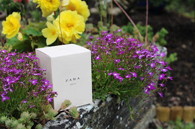 Review of Zara Perfume Fruity