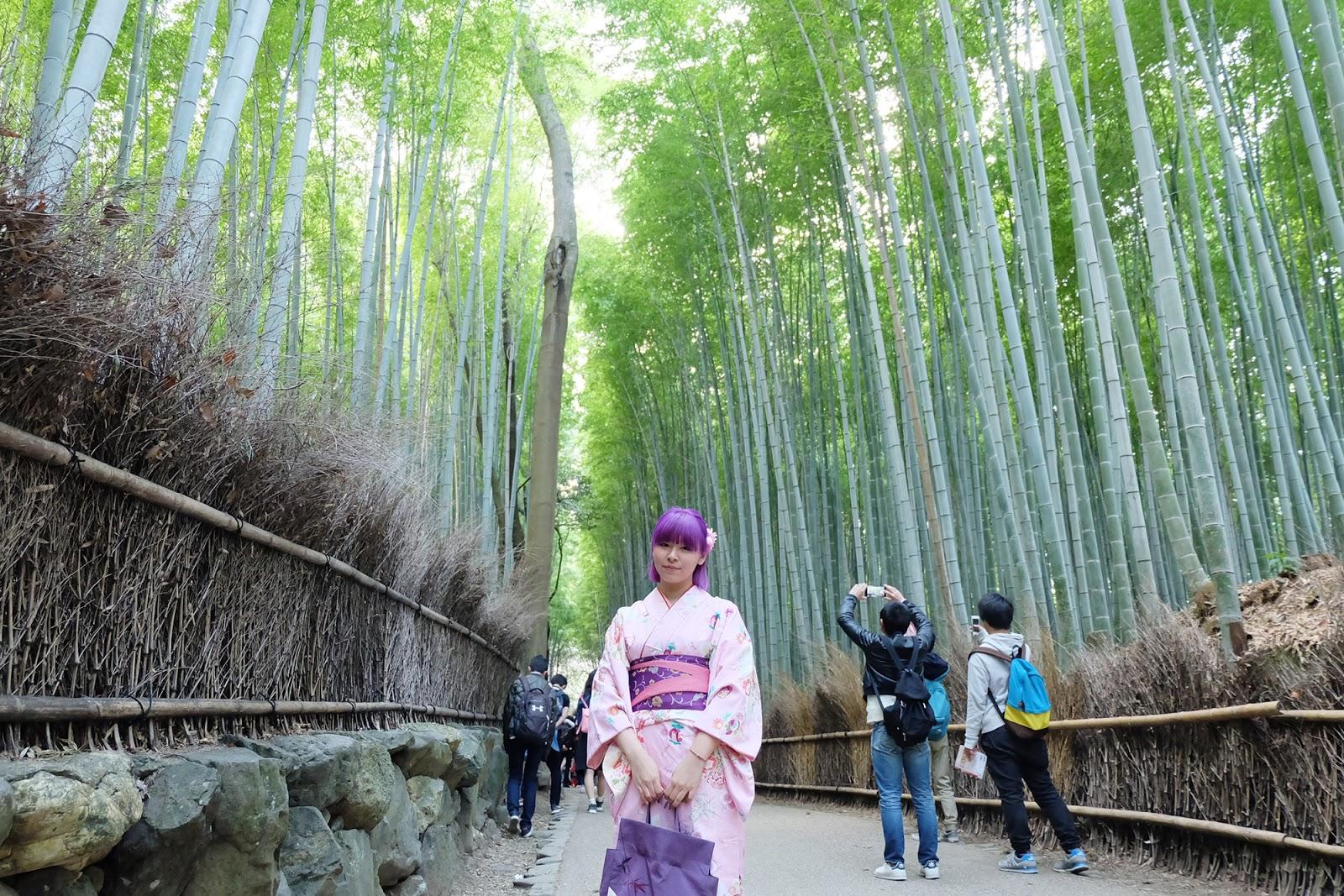 Japan 14 days itinerary kyoto arashiyama | www.bigdreamerblog.com