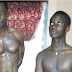 Photo of two suspected homosexuals caught at a hotel in Ghana
