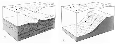 Tsunami atau Seismic Wave