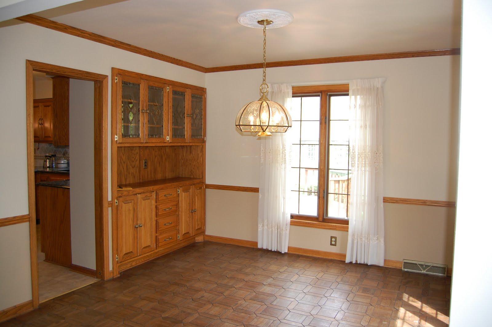 Living Room Colors With Oak Trim