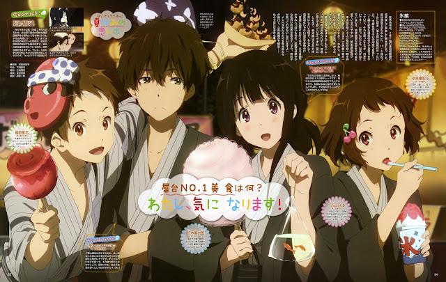 Giới thiệu anime: Hyouka