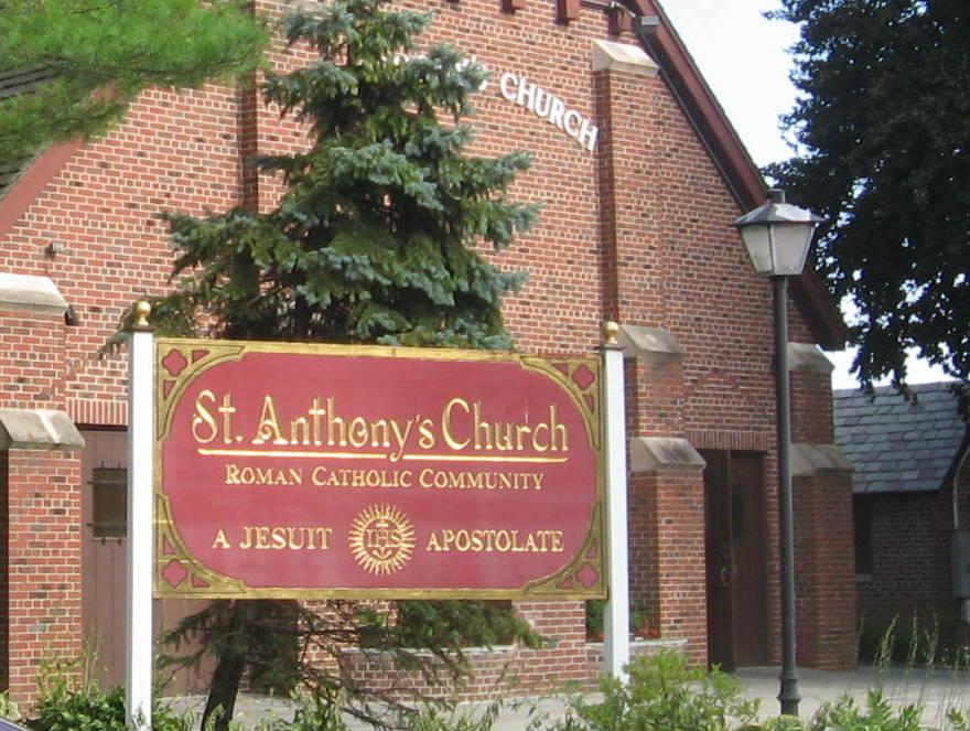 Nassau County N Y  Catholic: St  Anthony, Oceanside, NY