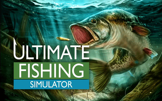 تحميل لعبة ULTIMATE FISHING SIMULATOR