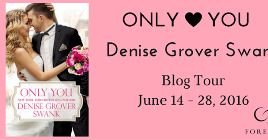 Life With Two Boys: Only You by Denise Grover Swank {Spotlight & Excerpt}