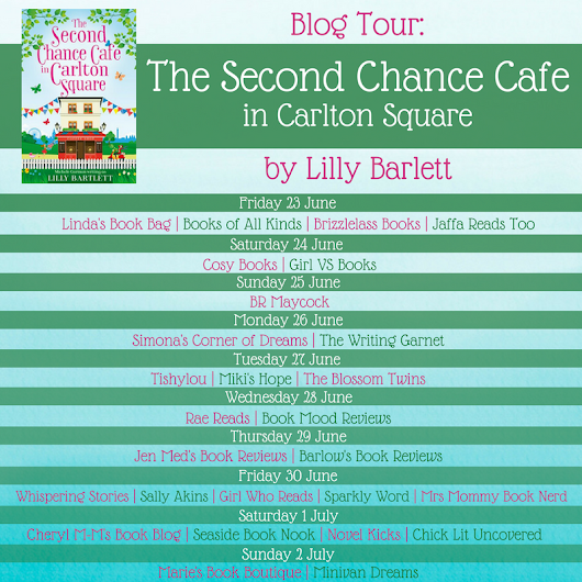 The Second Chance Café in Carlton Square – by Lilly Bartlett