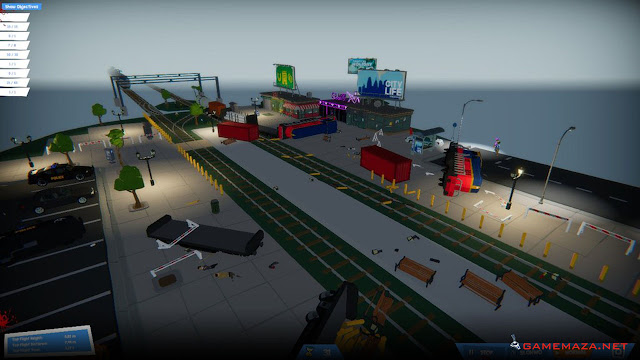 Beware of Trains Gameplay Screenshot 2