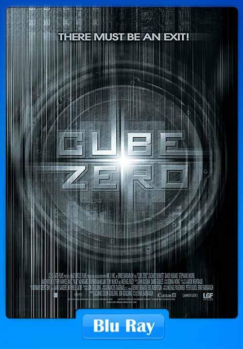 Cube Zero 2004 480p BRRip 300MB x264 Poster