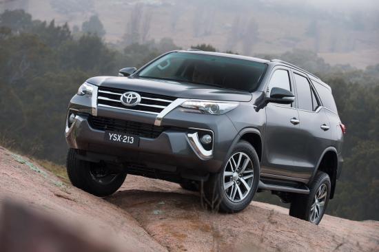 Năm 2016 Toyota là thương hiệu xe hơi giá trị nhất thế giới