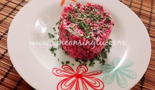 receta de quinoa sin gluten con salmon y remolacha