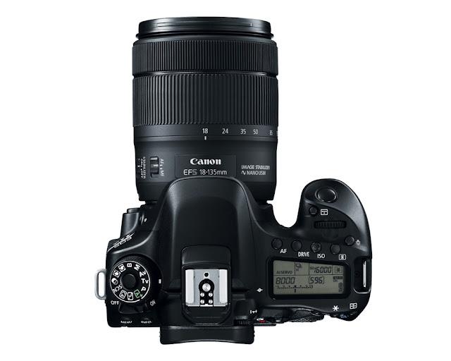 مميزات الكاميرا الجديدة من Canon