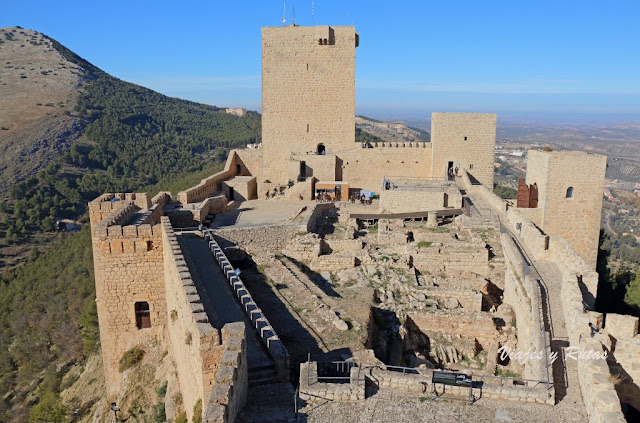 Castillo de Santa Catalina, Jaén